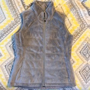 The North Face Fuzzy Reversible Vest